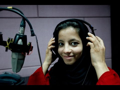 USIP and Afghanistan's Radio Roshani