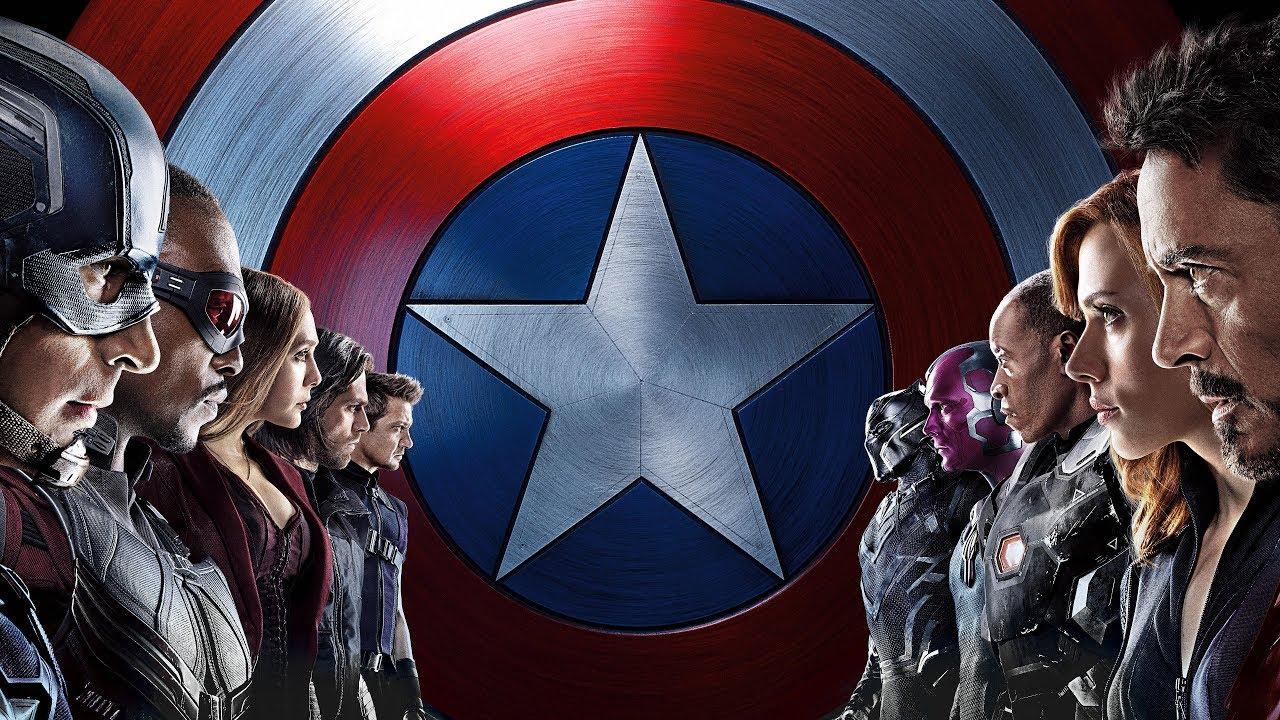 captain america 3 Civil war | SAGA MARVEL | CinéMaRadio
