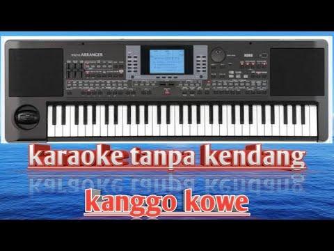 karaoke kanggo kowe KORG MA tanpa kendang