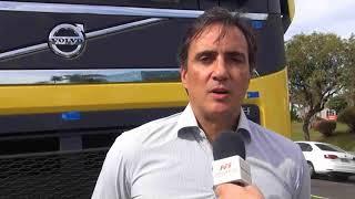Presidente da Volvo no Brasil e América Latina visita Caçador