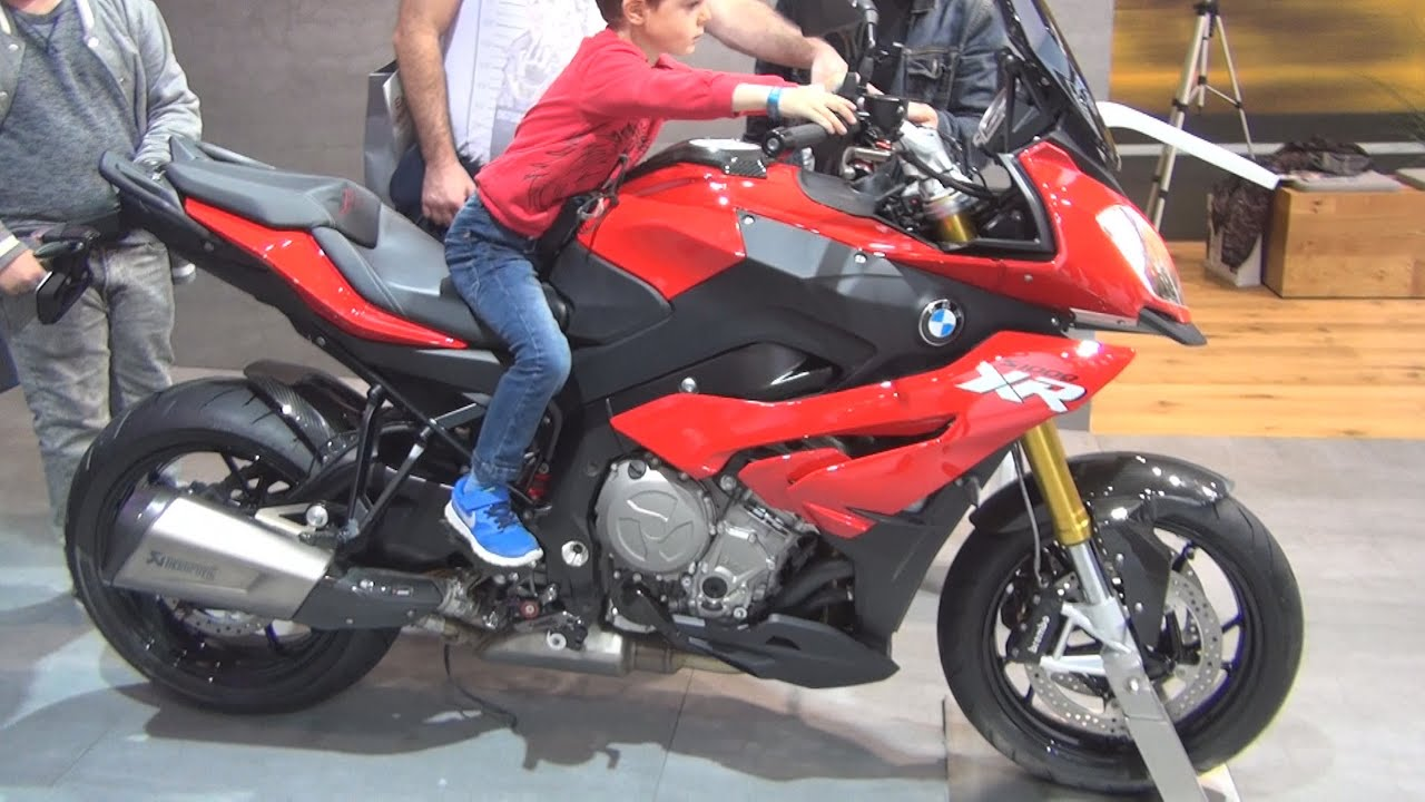 bmw motorrad s 1000 xr (2016) exterior and interior in 3d - youtube
