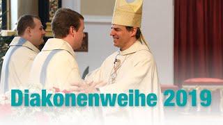 Diakonenweihe in Altötting