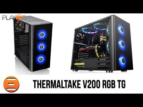 Thermaltake v200 tg rgb