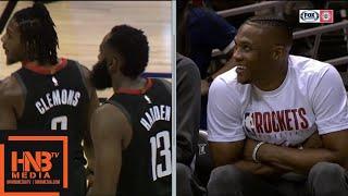 Houston Rockets vs LA Clippers - 1st Half Highlights | October 4, 2019 NBA Preseason