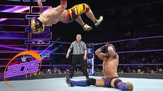 Kalisto vs. Lince Dorardo: WWE 205 Live, Feb. 6, 2018