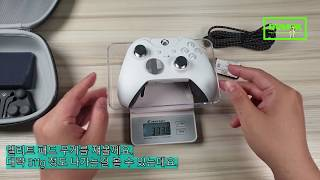 엑스박스 엘리트컨트롤러 화이트 리뷰! xbox elit…