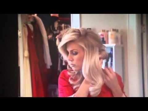 hair Gretchen rossi