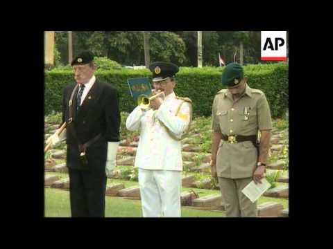 THAILAND: BRITAIN