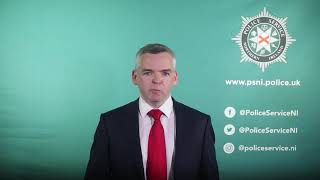 Appeal for information about the murder of Eugene Carr