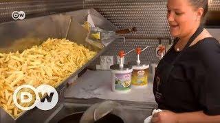 Belçika patates kızartmaları AB'nin gündeminde - DW Türkçe