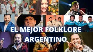 El mejor folklore Argentino