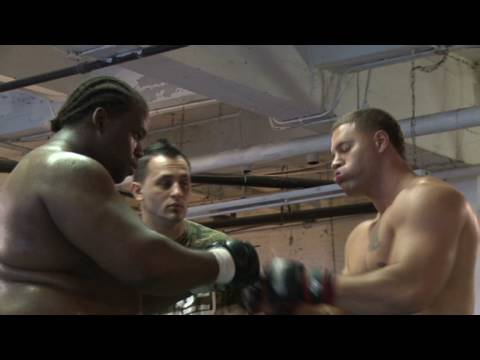 Illegal fight club hides in NYC
