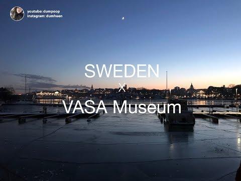 [出走Stockholm的Exchange生活] Sweden x Vasa museum   poopexchangelife