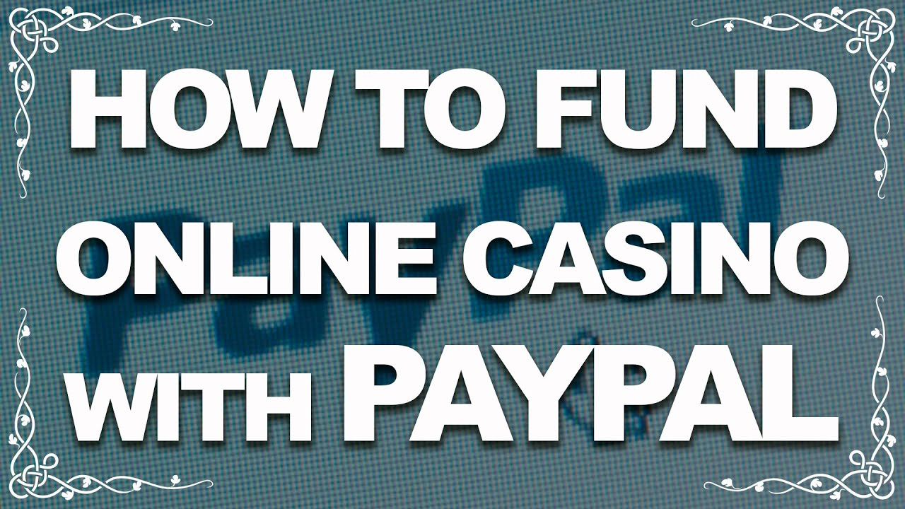 Online Casino Ohne Paypal