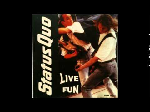 Status Quo - LIVE FUN - Dusseldorf, Germany 16/05/1996