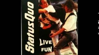 Status Quo - LIVE FUN - Dusseldorf, Germany 16/05/1996