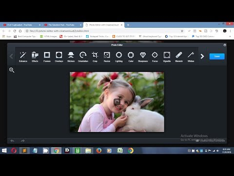 Image Editor With #HTML & #CSS -| The Solution Hub