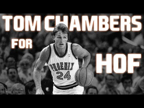 Tom Chambers for Hall of Fame  NBA Career Retrospective NEW!