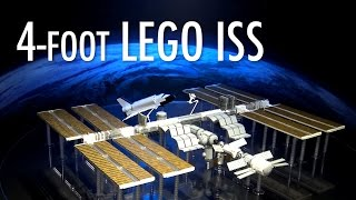 LEGO International Space Station | Museum of Science and Industry