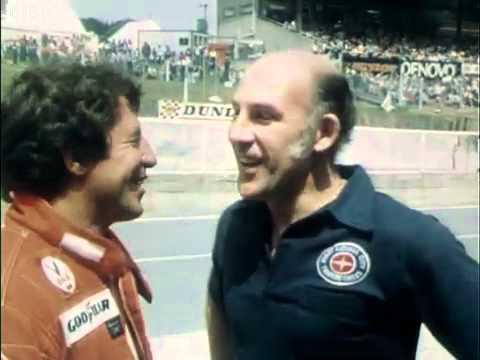 Team Lotus prepares for the 1978 British F1 Grand Prix