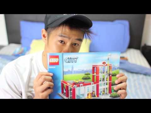 LEGO - Hangouts 1 | Eden Ang