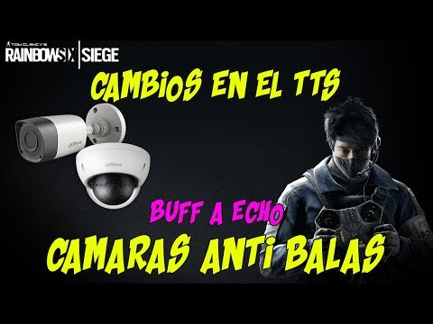 CAMARAS ANTI BALAS RAINBOW SIX SIEGE | OPERATION CHIMERA | ESPAÑOL | DLC
