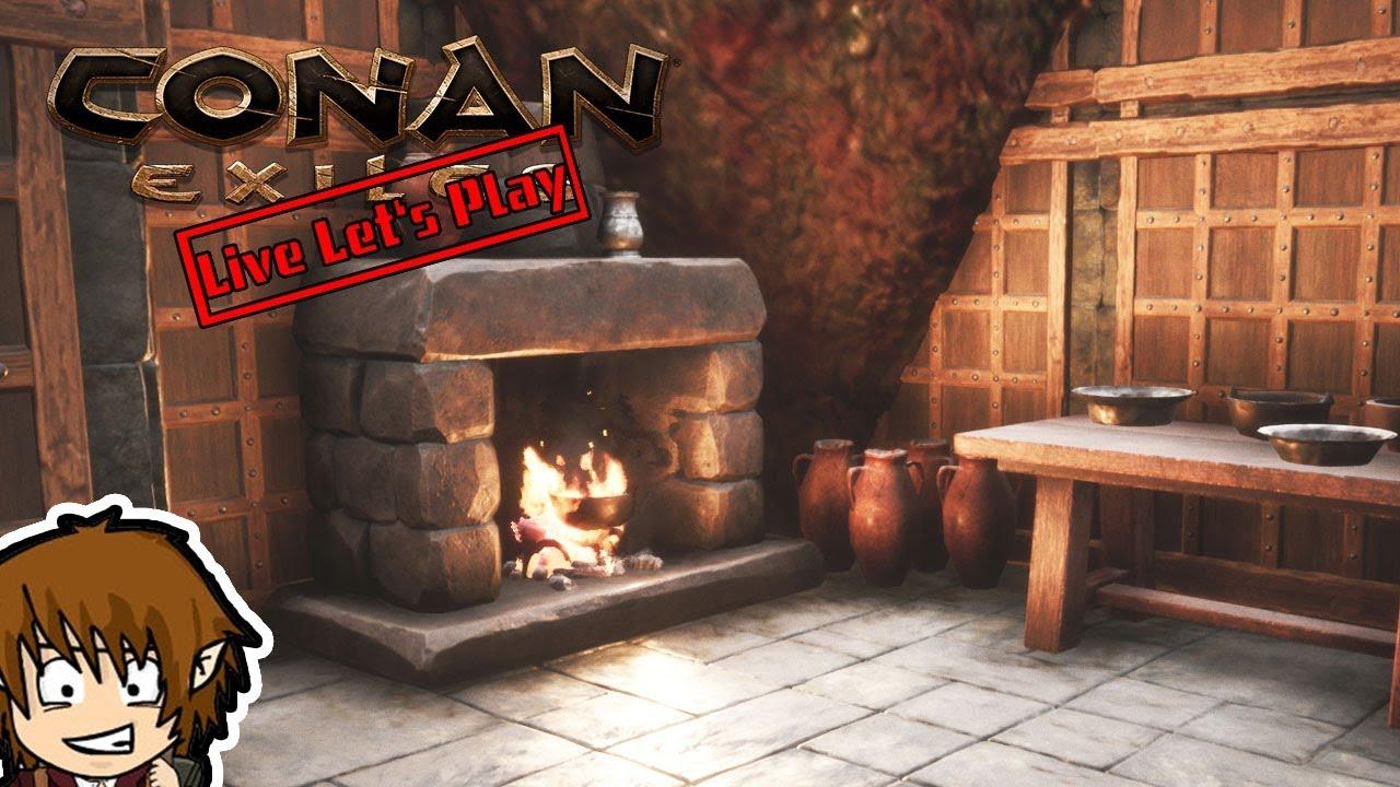 conan exiles die k che let s play conan exiles gameplay deutsch rh youtube com