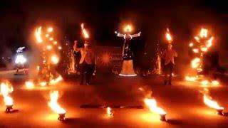 Свадебный Рай –Огненное шоу-бал(, 2015-12-14T17:19:30.000Z)