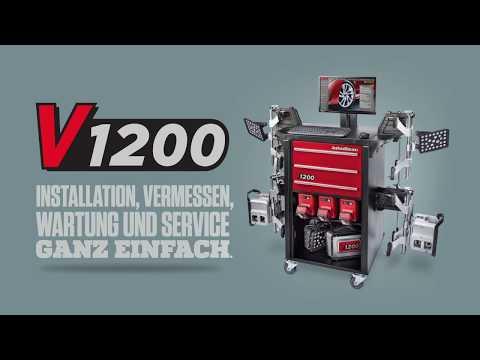 John Bean V1200 German