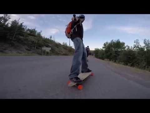 Electric Skateboards Are Amazing!!! Evolve Electric Skateboard Film And Review