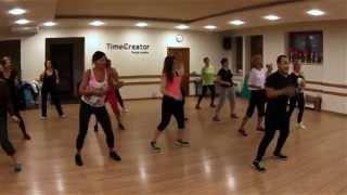 """Zumba(r) Fitness """"Ella es mi fiesta"""" Carlos Vives Choreography by Harrison Cucunuba"""