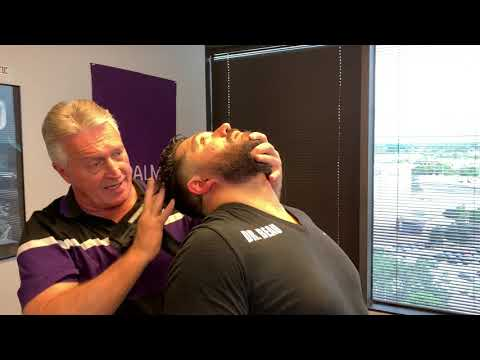 UFC Epic Chiro Dr. Beau Hightower (Thor) Adjusted-Palmer Chiro Dr Johnson-Team Ring Dinger®
