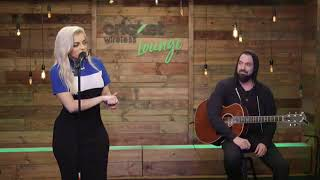 Video Bebe Rexha - Meant To Be (Acoustic at Cricket Wireless Lounge) download MP3, 3GP, MP4, WEBM, AVI, FLV Juli 2018