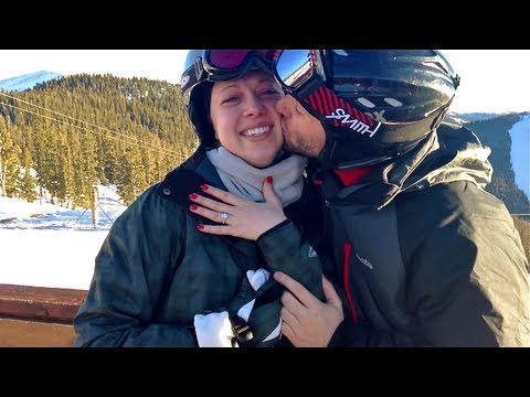 Best Mountain Top Proposal Ever!!