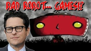 JJ Abrams' Bad Robot Games is going to REVOLUTIONIZE the ENTIRE Video Game Industry.