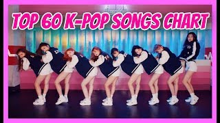 [TOP 60] K-POP SONGS CHART • MARCH 2018 (WEEK TWO)