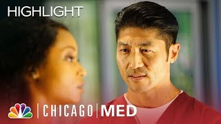Father Shoots Himself to Donate Kidney - Chicago Med (Episode Highlight)