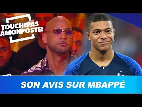 Booba donne son avis sur Kylian Mbappé et sur l'OM !