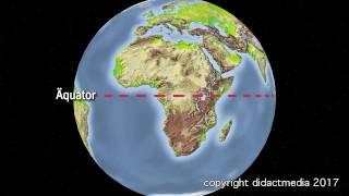 Kontinente im Überblick – Afrika