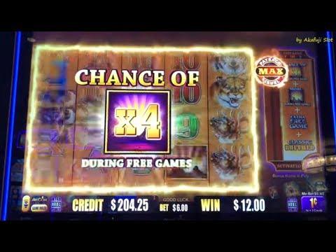 Super Big PROFIT💲💲💲New Slot Machine Buffalo MAX Max Bet $6 San Manuel, Akafujislot スロット カジノ