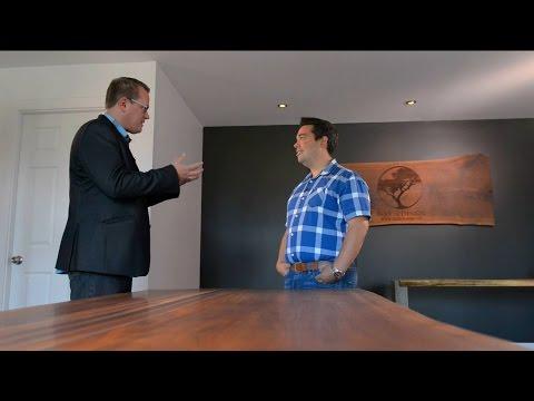 Bois & Design, fabricant de meubles du Québec (segment de la 1ère émission spéciale de l'AFMQ)