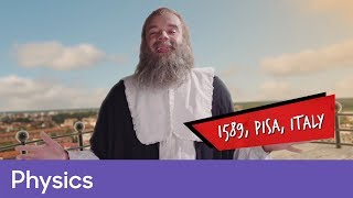 The work of Galileo Galilei | Primary Science - SciTube