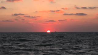 Nikon Coolpix P340 FullHD Sample Video - Sunset
