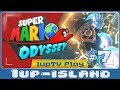 Into The Big City - Super Mario Odyssey w/ Yoshi-1up [Part 7] (Nintendo Switch)