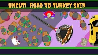 UNCUT No Hiding tricks | Road to TURKEY skin (Two House Map) - braains.io