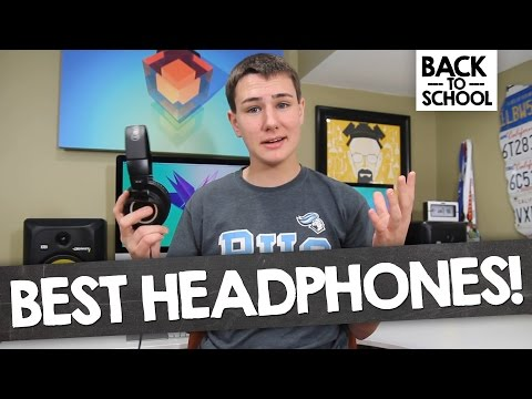 7 Best Back To School Headphones/Earbuds!