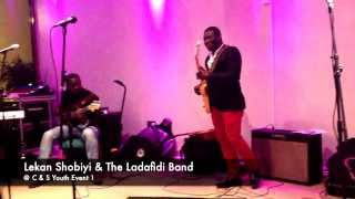 Lekan Shobiyi & The Ladafidi Band 1