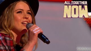 Abi charms The 100 with It Must Be Love by Madness | All Together Now