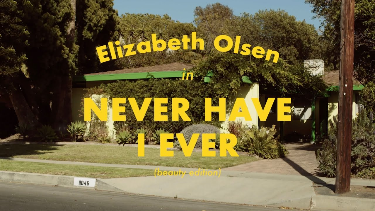 """""""Yo nunca nunca..."""" con Elizabeth Olsen"""