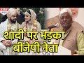 Virushka की शादी को लेकर भड़के BJP नेता, कहा क्यों गए विदेश